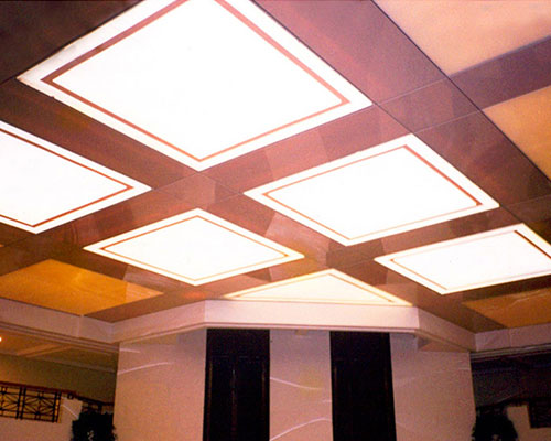 GRT - Stretch Ceiling  Translucent with Backlighting - Chennai